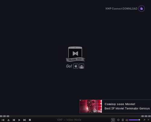 Видеоплеер KMPlayer