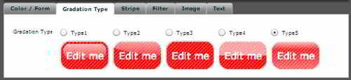 Редактирование кнопки