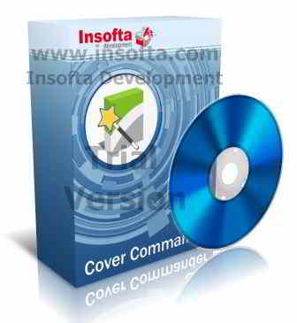 3D обложка в программе Insofta Cover Commander