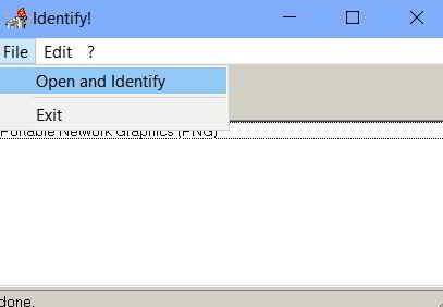 Открываем файл в приложении